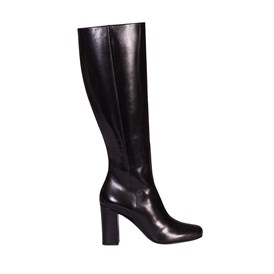 Saint Laurent Paris - BLACK LEATHER BOOTS