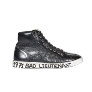 Saint Laurent Paris - JOE MID TOP SNEAKERS