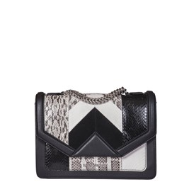 KARL LAGERFELD - K/KLASSIK EXOTIC SHOULDER BAG