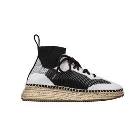 ALEXANDER WANG - DAKOTA KNIT SHOES