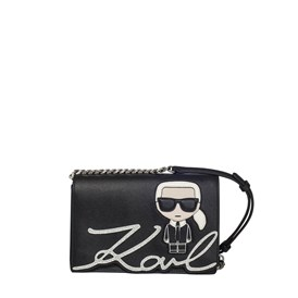 KARL LAGERFELD - K/IKONIK SHOULDER BAG