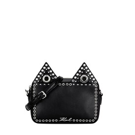 KARL LAGERFELD - K/ROCKY CHOUPETTE SHOULDER BAG