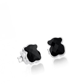 Tous - SILVER COLOR EARRINGS