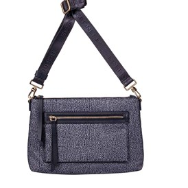 Borbonese - O.P. JET SHOULDER BAG