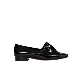 L'AUTRECHOSE - LOAFER IN VERNICE NERA