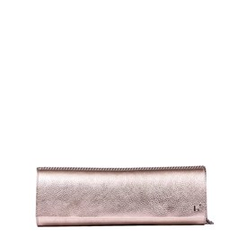 L'AUTRECHOSE - CLUTCH IN PELLE LAME'
