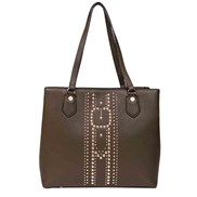 Roberta di Camerino - SHOPPING BAG CON BORCHIE
