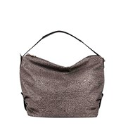 Borbonese - BORSA HOBO BAG MEDIA