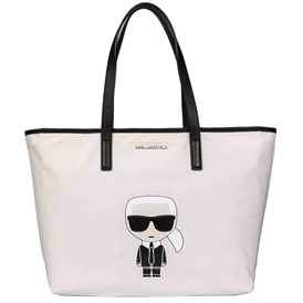 KARL LAGERFELD - K/IKONIK SHOPPING BAG