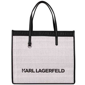 KARL LAGERFELD - K/SKUARE SHOPPING BAG