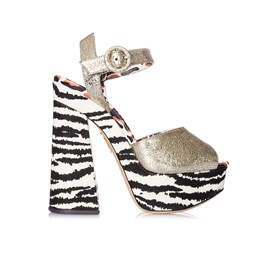 Charlotte Olympia - Wild At Heart sandals